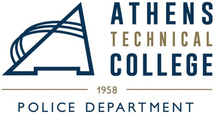 Athens Technical College Police Logo
