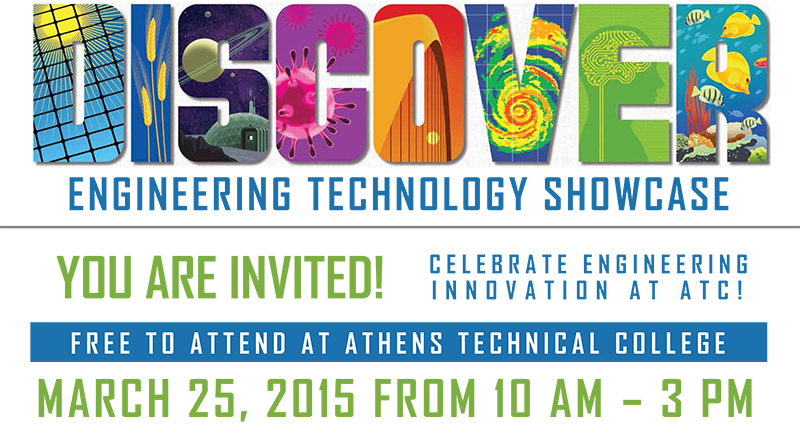 Engineering Technology Showcase Planned for March 25 graphic