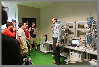 Engineering Technology Showcase Held graphic